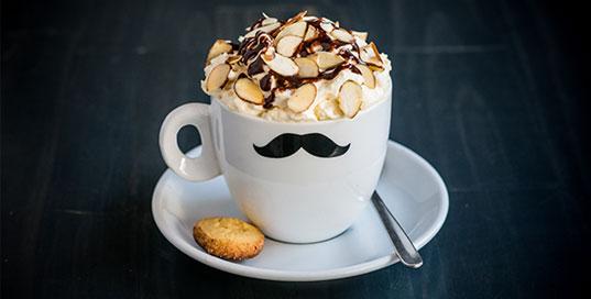 Cappuccino-Vienes